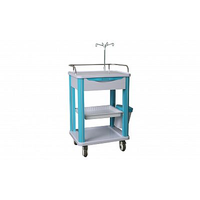 DW-TT001 ABS Treatment trolley