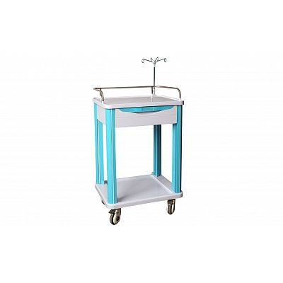 DW-TT002 ABS Treatment trolley