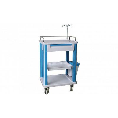 DW-TT003 ABS Treatment trolley