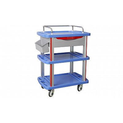 DW-TT012 ABS Treatment trolley