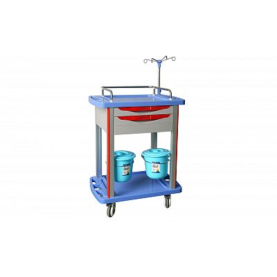 DW-TT005 ABS Treatment trolley