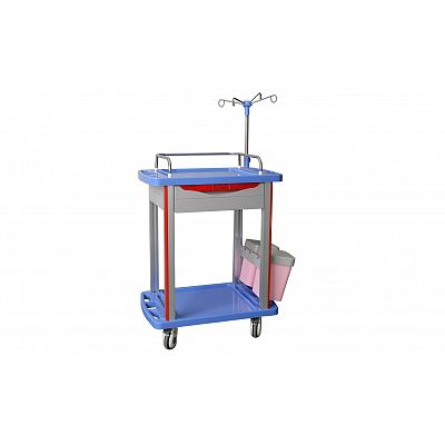 DW-TT006 ABS Treatment trolley