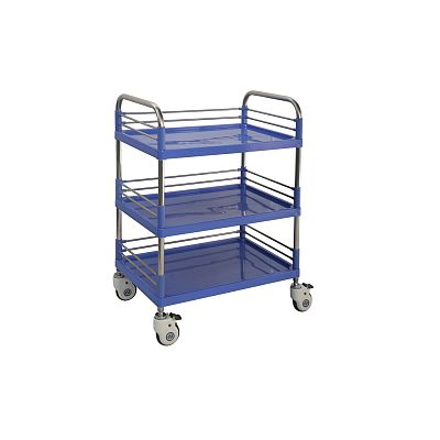 DW-SST002 Stainless steel trolley