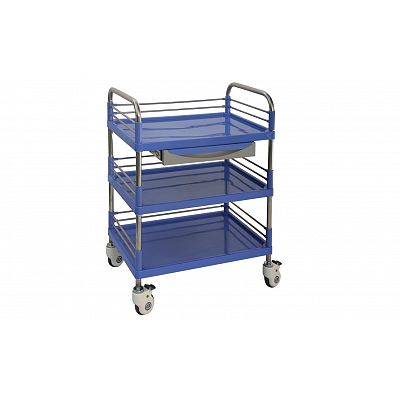 DW-SST004 Stainless steel trolley