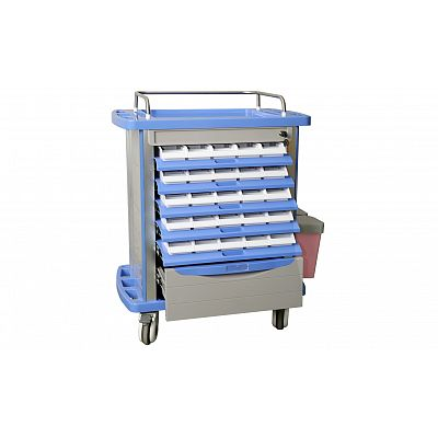 DW-MT 001 Medicine trolley