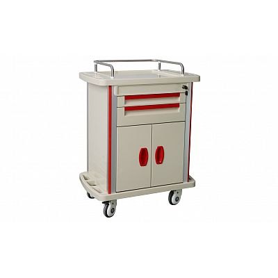 DW-MT 0017 Medicine trolley