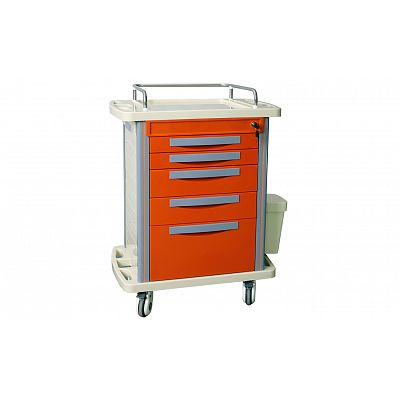 DW-MT 007 Medicine trolley