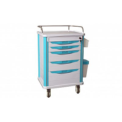 DW-MT 0012 Medicine trolley