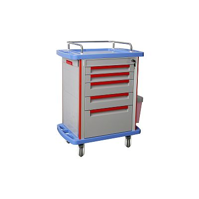 DW-MT 003 Medicine trolley