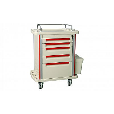 DW-MT 004 Medicine trolley