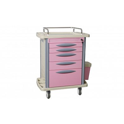 DW-MT 008 Medicine trolley