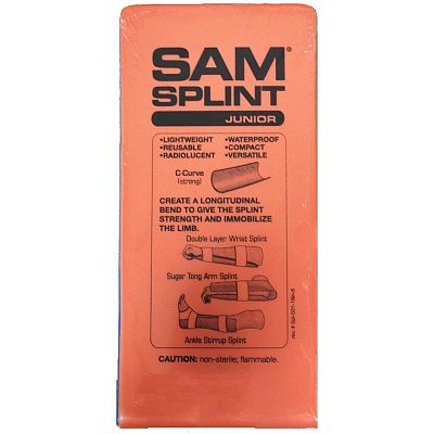 DW-SS001 Easy Cleaning And Disinfection Material  Provides Added Stability Sam Splint