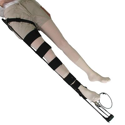 DW-LTS001  Medical Relieve Tissue Pressure Leg Traction Splint