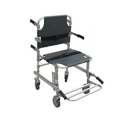 DW-ST10 Aluminum Alloy Medical Foldaway Stair Chair