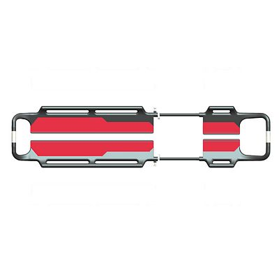 Emergency Carbon Fiber Folding Scoop Stretcher