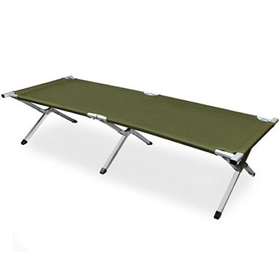 Aluminum Alloy Folding Camping Bed
