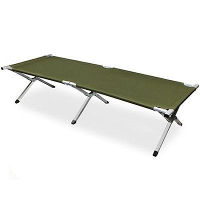 Aluminum Alloy Folding Camping Bed