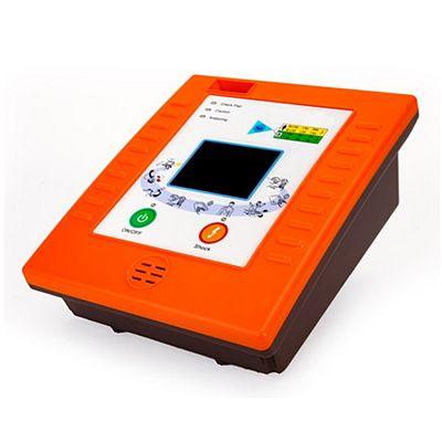Portable Medical Emergency Defibrillator