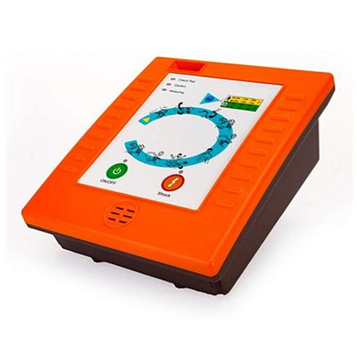 Automatic First-aid Hospital Defibrillator