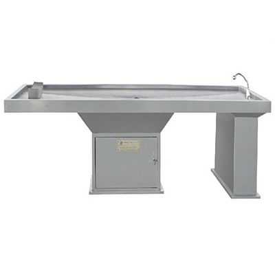 Stainless Steel Forensic Dissecting Table