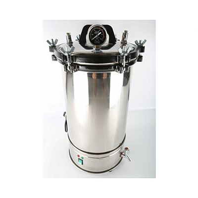 Steam Bottle Sterilizer Autoclave
