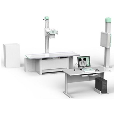 X-ray Machine with Electromagnetic Floating Bed