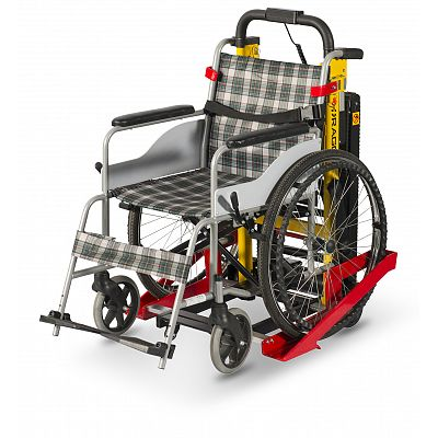 DW-11C Electric Stair Climbing Handcart For Wheelchair
