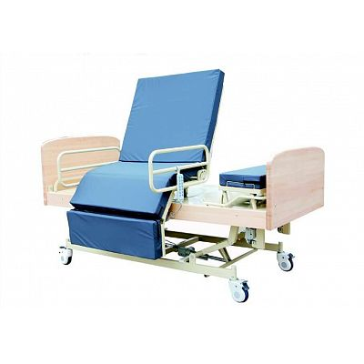 DW-NB01A/B Rotating multifunctional home nursing bed