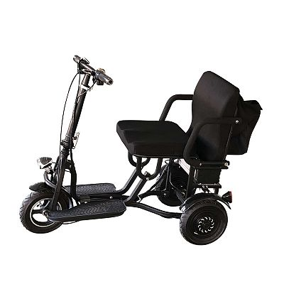 Light Weight Elderly Mobility Scooter For Old Disabled People