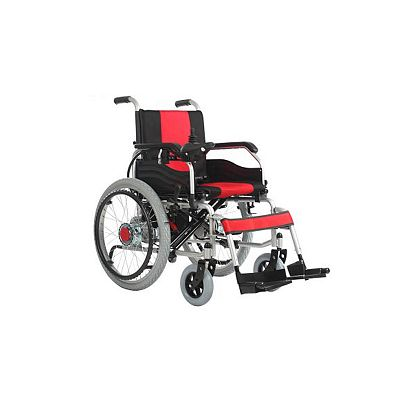Folding Power Mobility Electric Wheelchair