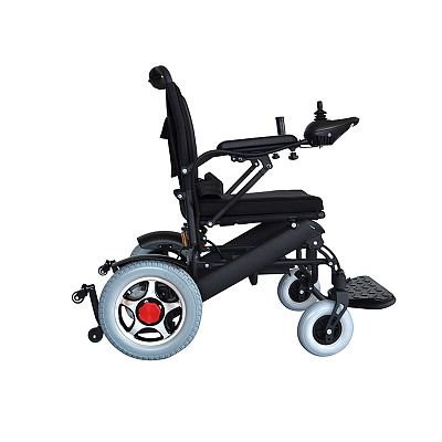 Light Weight Foldable Electric Wheelchair For Disabled