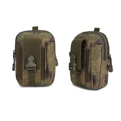 DW-FA019 Oxford Nylon Camouflage Waterproof Waist Pockets