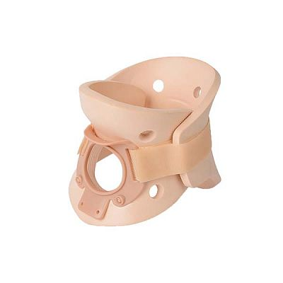 DW-CC001D Medical Device X-Ray Adjustable PE Cervical Collar