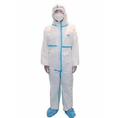 DW-DM01 Multiple Isolation Clothes Coverall