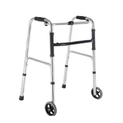 Steel Walker with Two Wheels