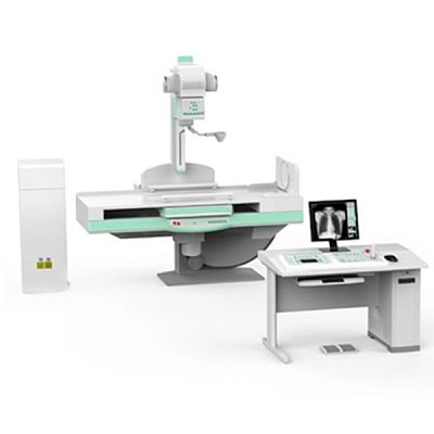 Medical X-Ray Machine for Digital Radiography