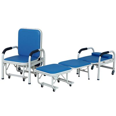 Steel Folding Accompanier Chair